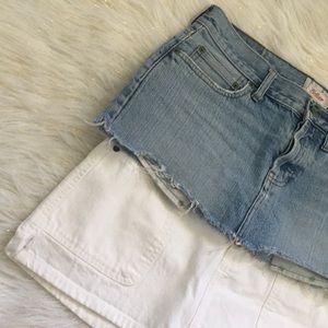 HCO & A&F|Denim Skirts